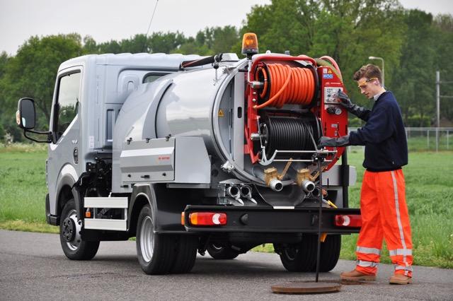 Milner Industrial New Vacuum Tankers Smart Combi