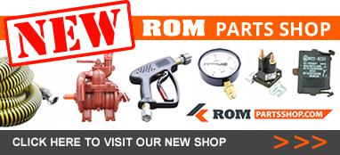 New ROM Parts Shop. Click here to visit our new shop